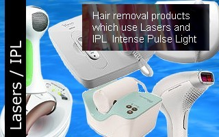 Lasers - IPL Hair Removal