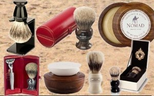 Traditional Hair removal Shaving Brushes