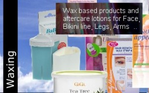 Wax products for Hair Removal